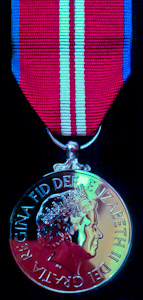 Queen's Diamond Jubilee Medal